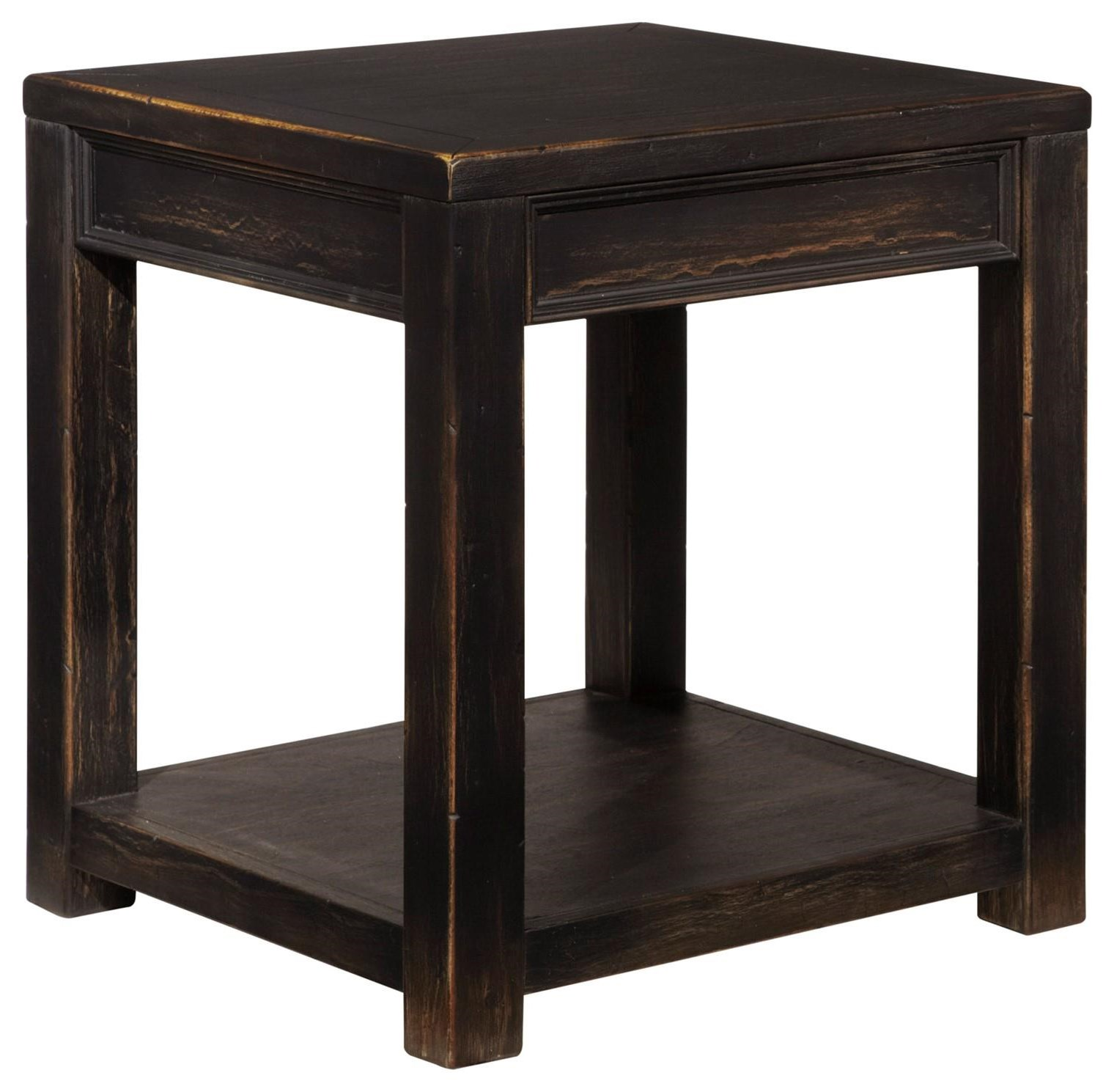 Gavelston End Table by Signature Design by Ashley at HomeWorld Furniture