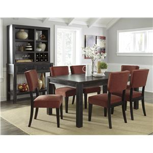 StyleLine Gavelston Casual Dining Room Group