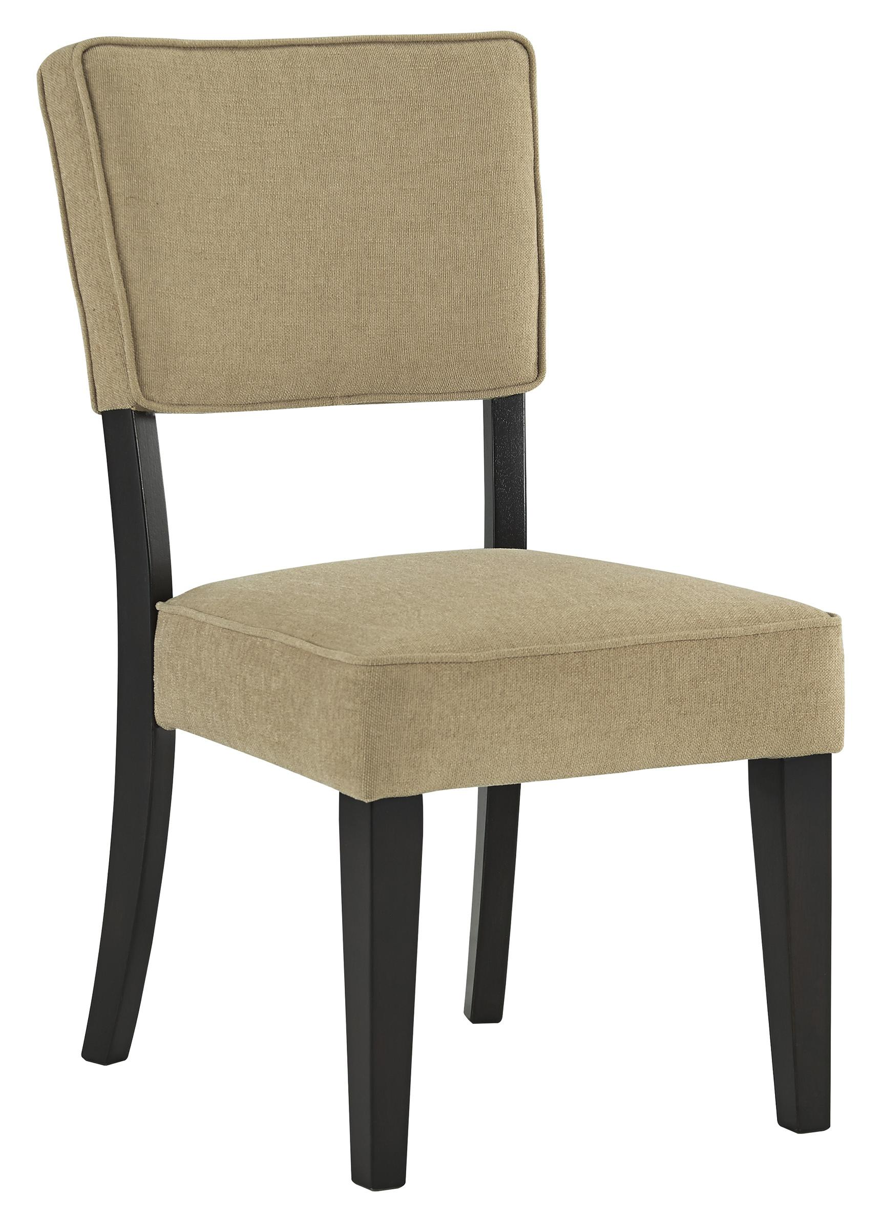 Signature Design by Ashley Gavelston Dining Upholstered Side Chair - Item Number: D532-01