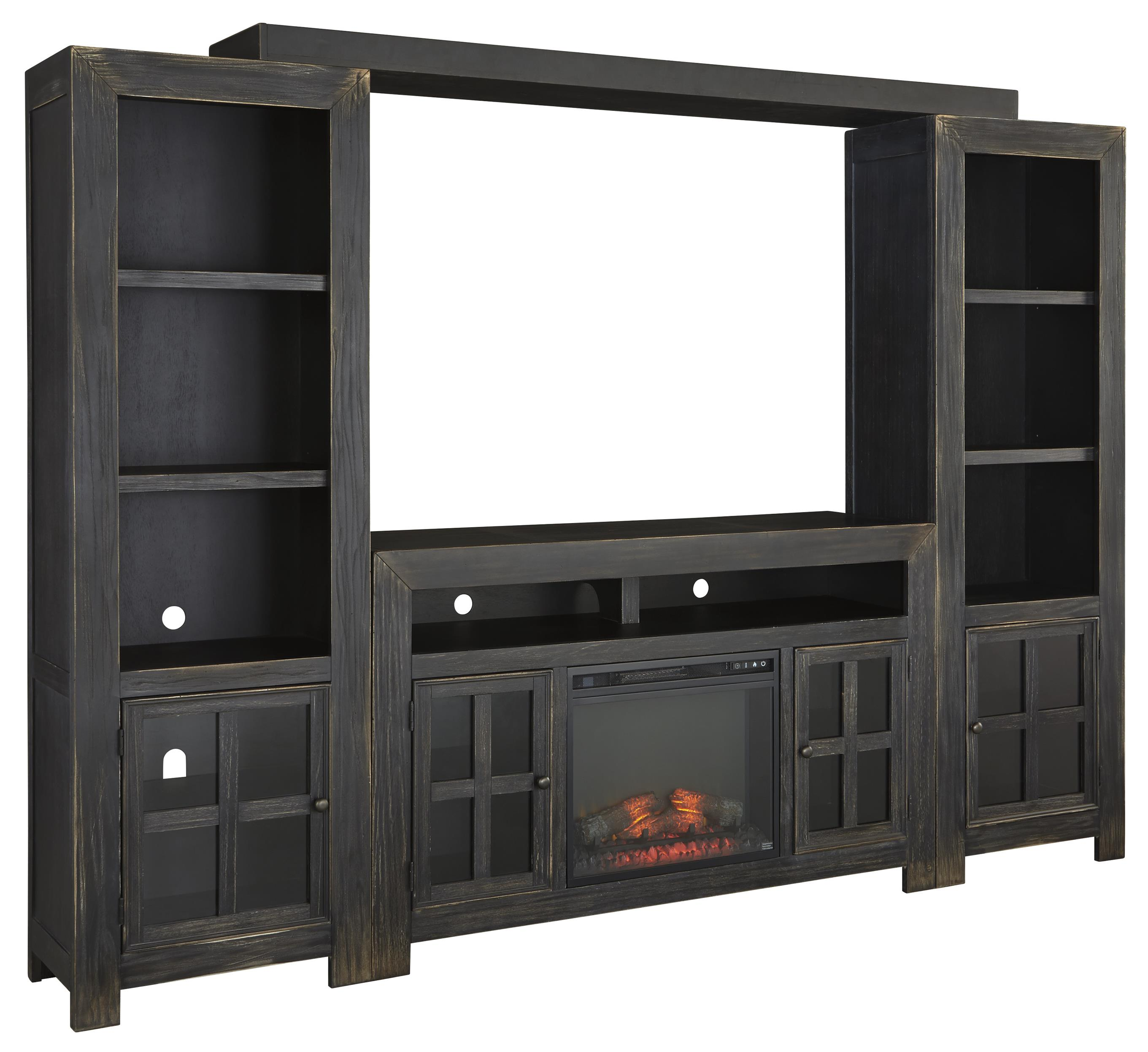 product store ashley furniture cupboard option fireplace xl dealer mentor oh stands w stand flynter best tv