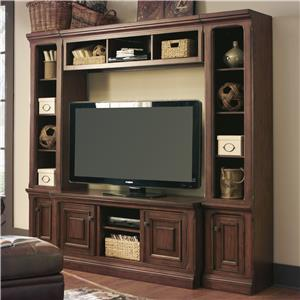 Signature Design by Ashley Gaylon Narrow Pier Entertainment Center