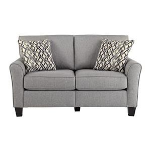 Gemma Loveseat with Accent Pillows