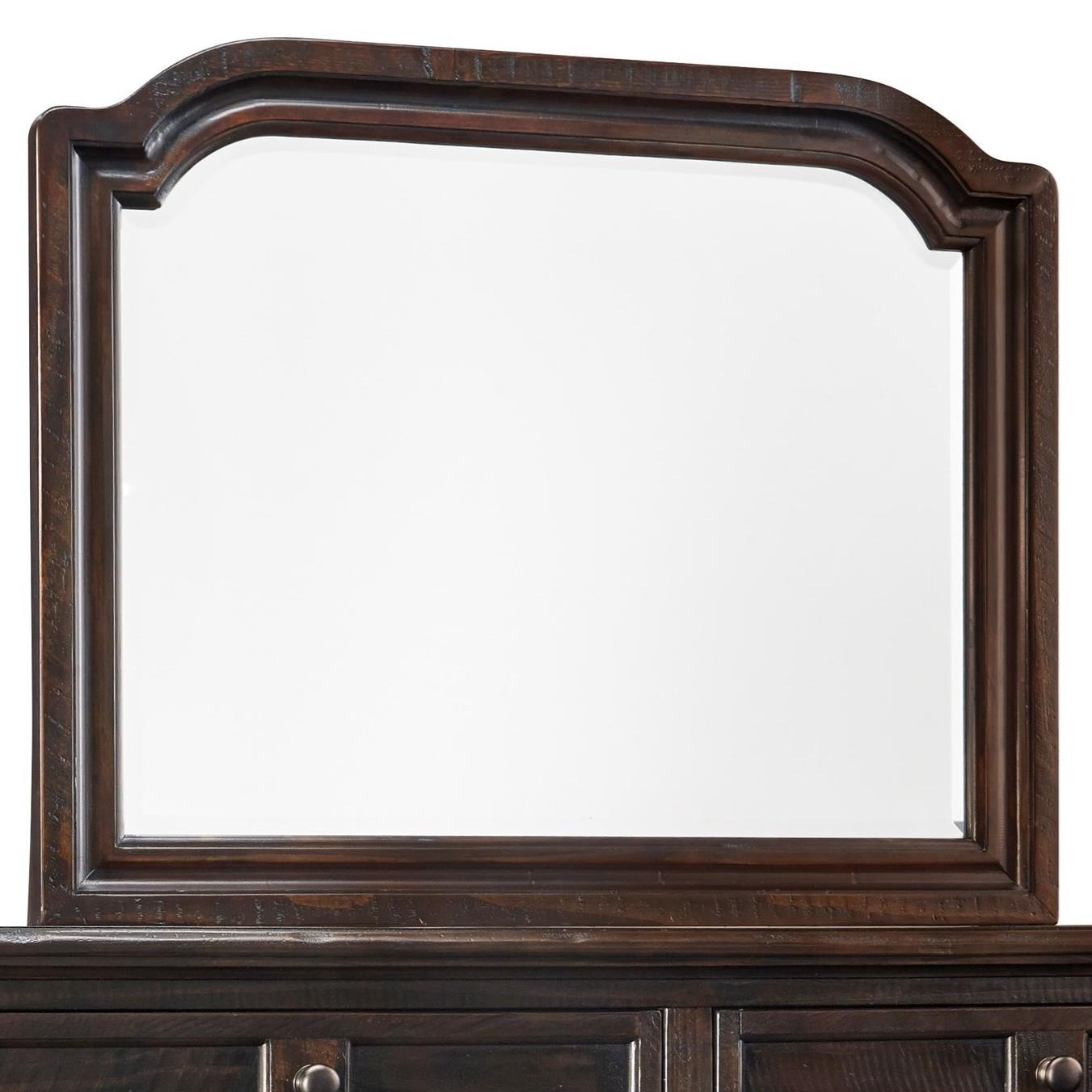 Signature Design by Ashley Gerlane Bedroom Mirror - Item Number: B657-36