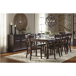 StyleLine Gerlane Casual Dining Room Group