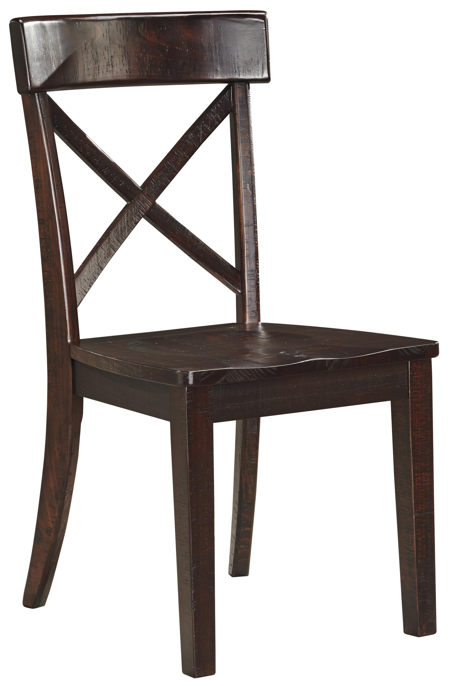 Signature Design by Ashley Gerlane Dining Room Side Chair - Item Number: D657-01