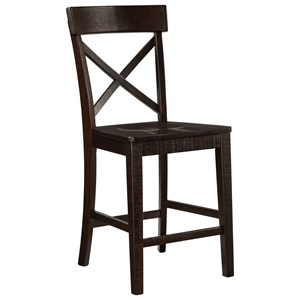 Signature Design by Ashley Furniture Gerlane Barstool