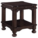 Signature Design by Ashley Gerlane Rectangular End Table - Item Number: T867-3