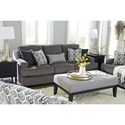 Signature Design by Ashley Gilmer Rectangular Oversized Accent Ottoman