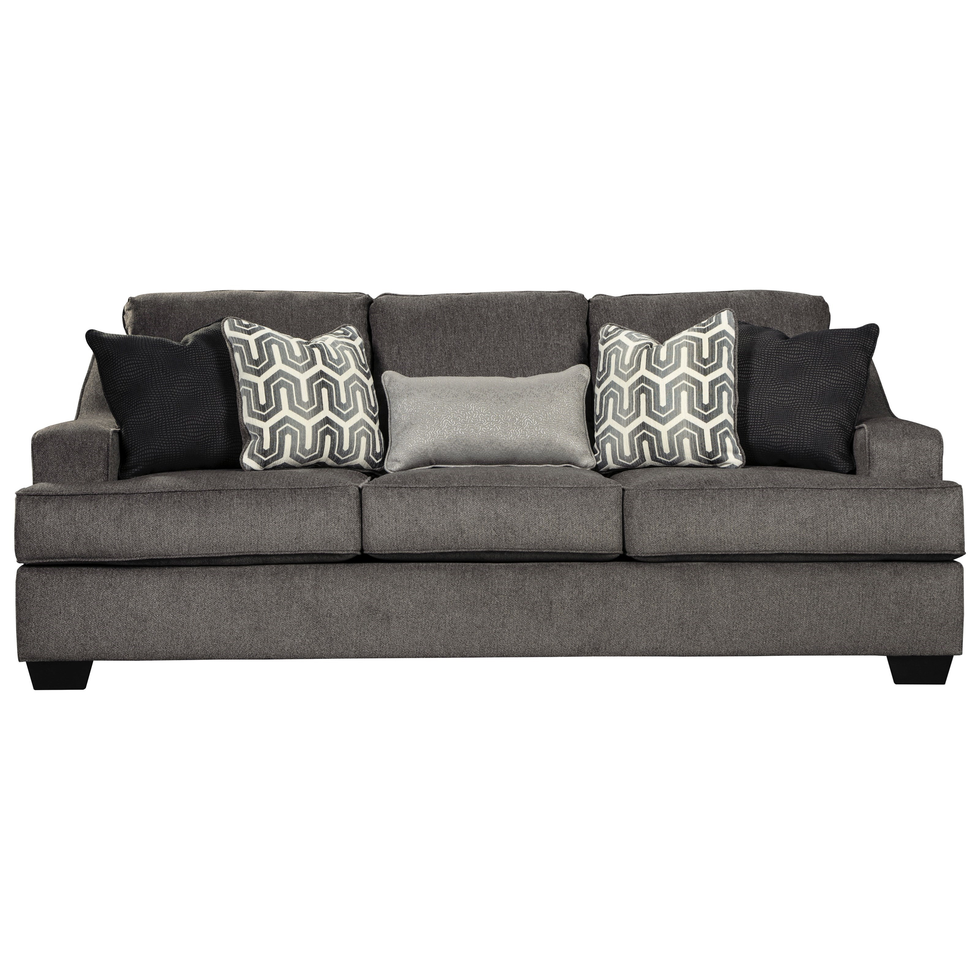 Incroyable Signature Design By Ashley Gilmer Queen Sofa Sleeper   Item Number: 6560339