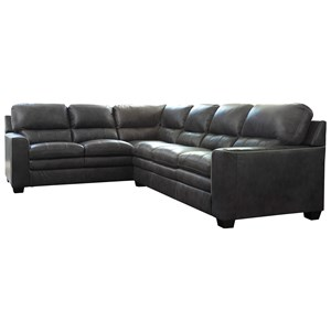 Signature Design by Ashley Gleason L-Shape Sectional