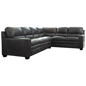 Benchcraft Gleason L-Shape Sectional