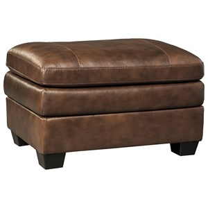 Signature Design by Ashley Gleason Ottoman