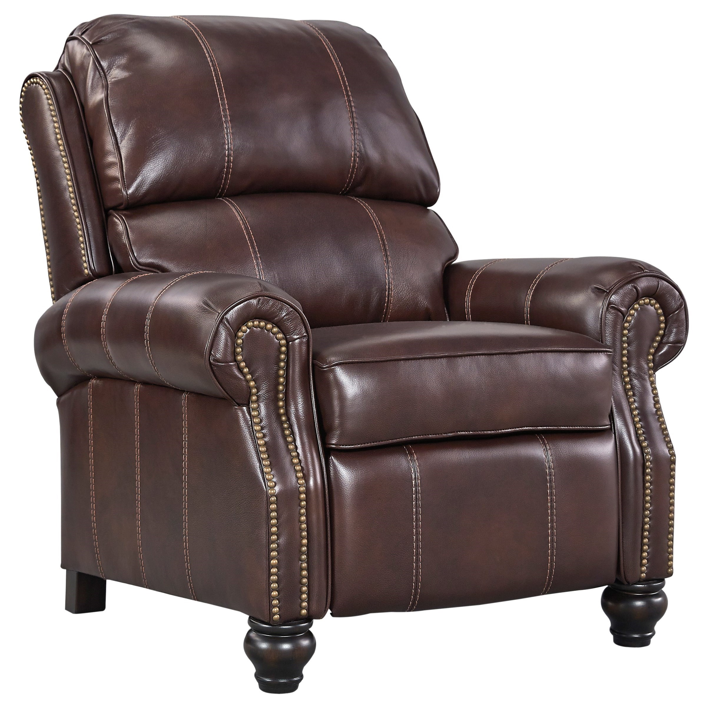 Signature Design by Ashley Glengary Low Leg Recliner - Item Number: 3170030