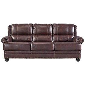 Signature Design by Ashley Glengary Queen Sofa Sleeper