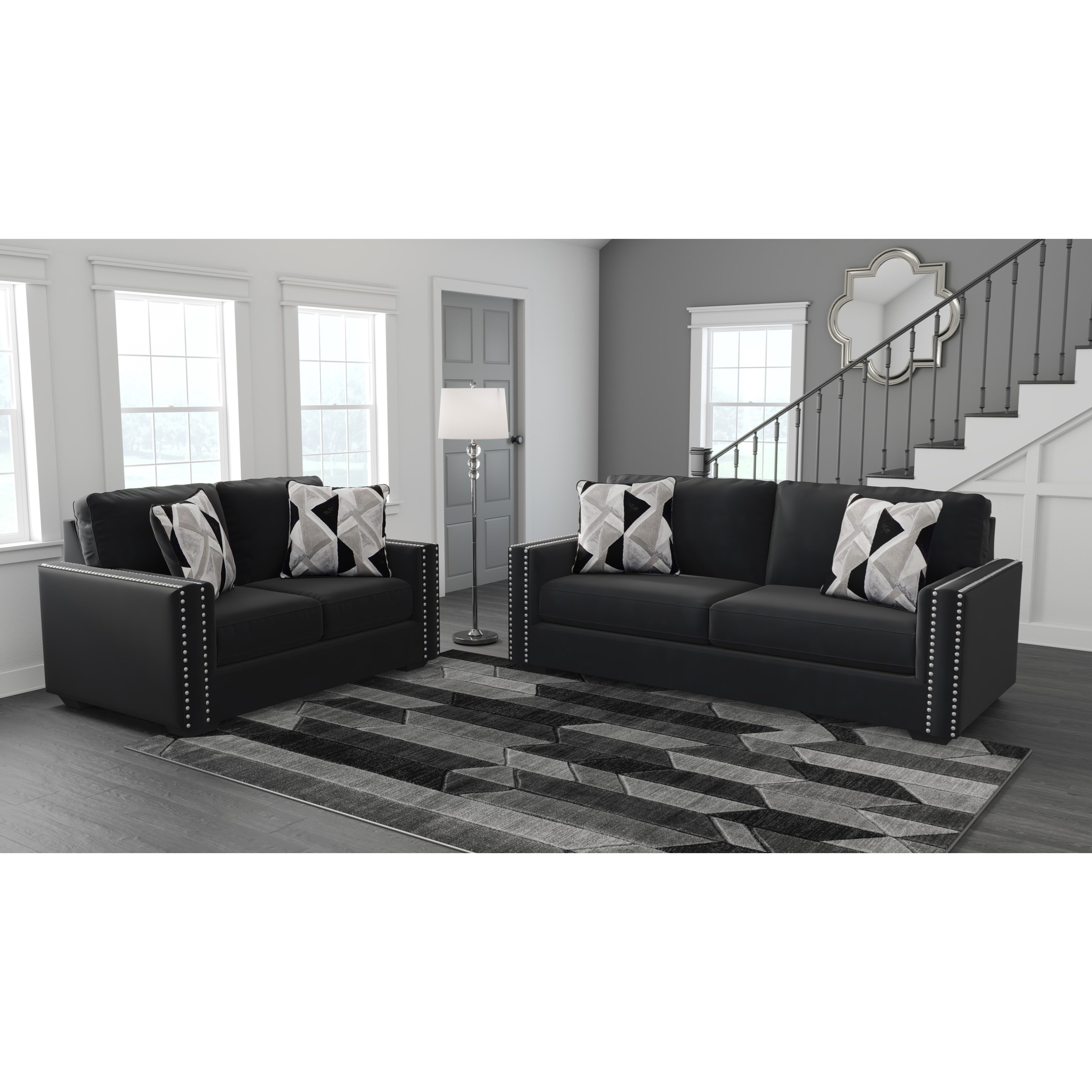 Gleston Living Room Group by Ashley (Signature Design) at Johnny Janosik