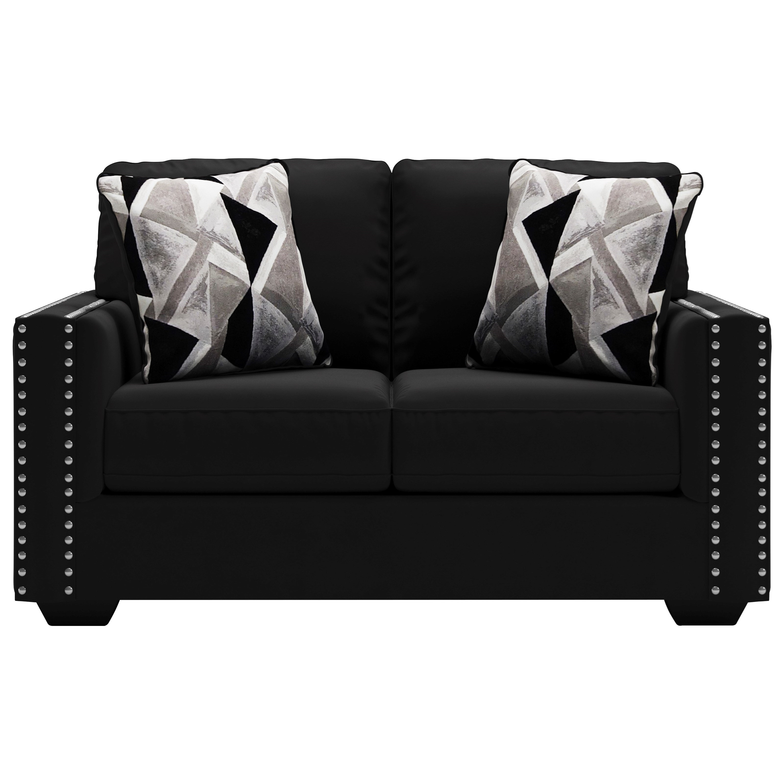 Gleston Loveseat by Signature at Walker's Furniture