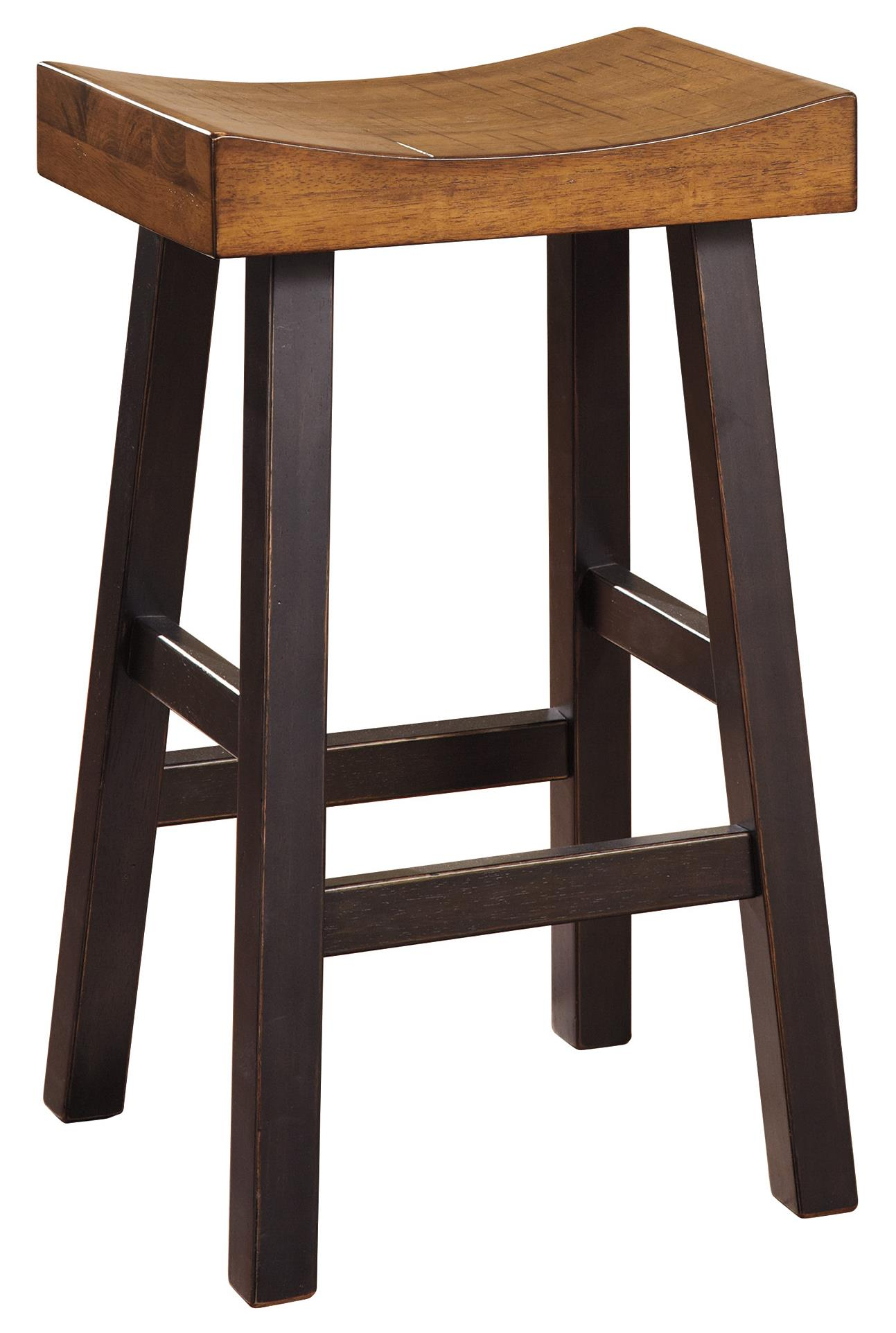 Signature Design by Ashley Glosco Tall Stool - Item Number: D548-030