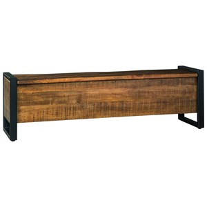 Signature Design by Ashley Glosco Storage Bench