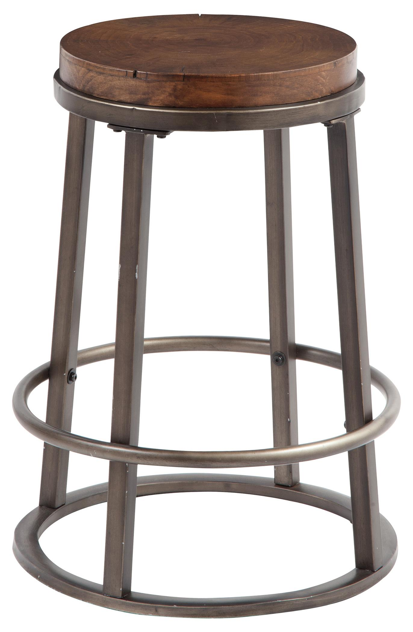 Signature Design by Ashley Glosco Stool - Item Number: D548-324