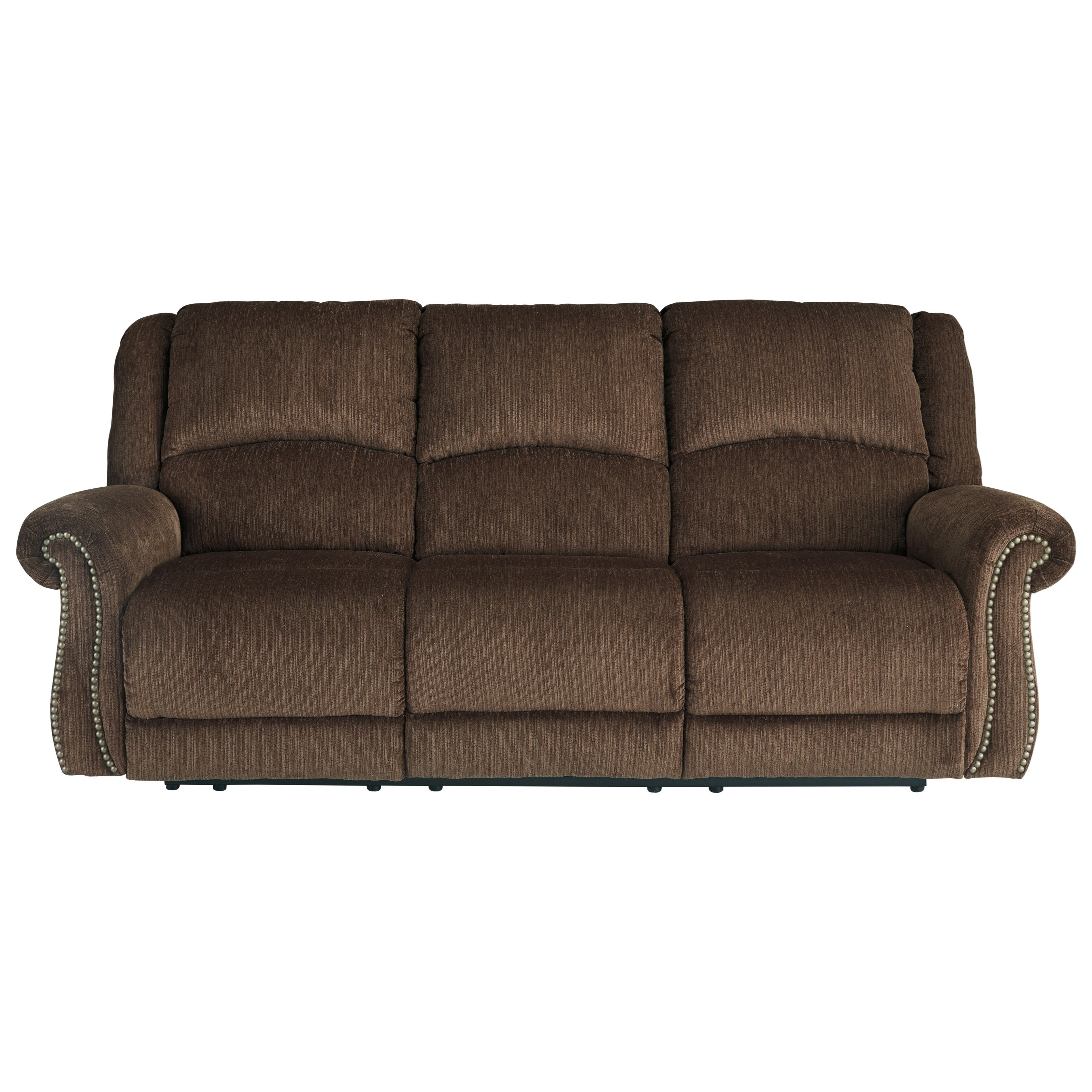Marvelous Goodlow Power Reclining Sofa W Adjustable Headrests Short Links Chair Design For Home Short Linksinfo