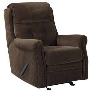 Signature Design by Ashley Gorham Glider Recliner