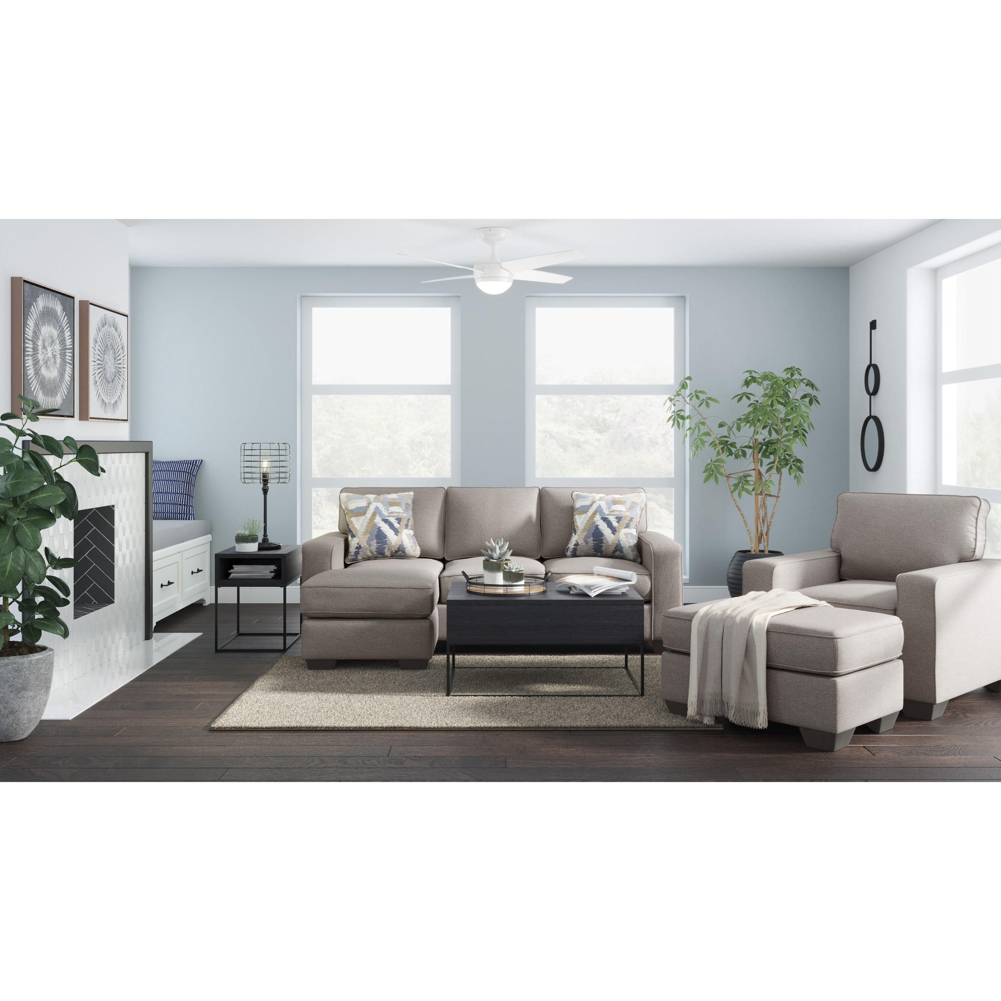 Greaves Living Room Group by Ashley (Signature Design) at Johnny Janosik
