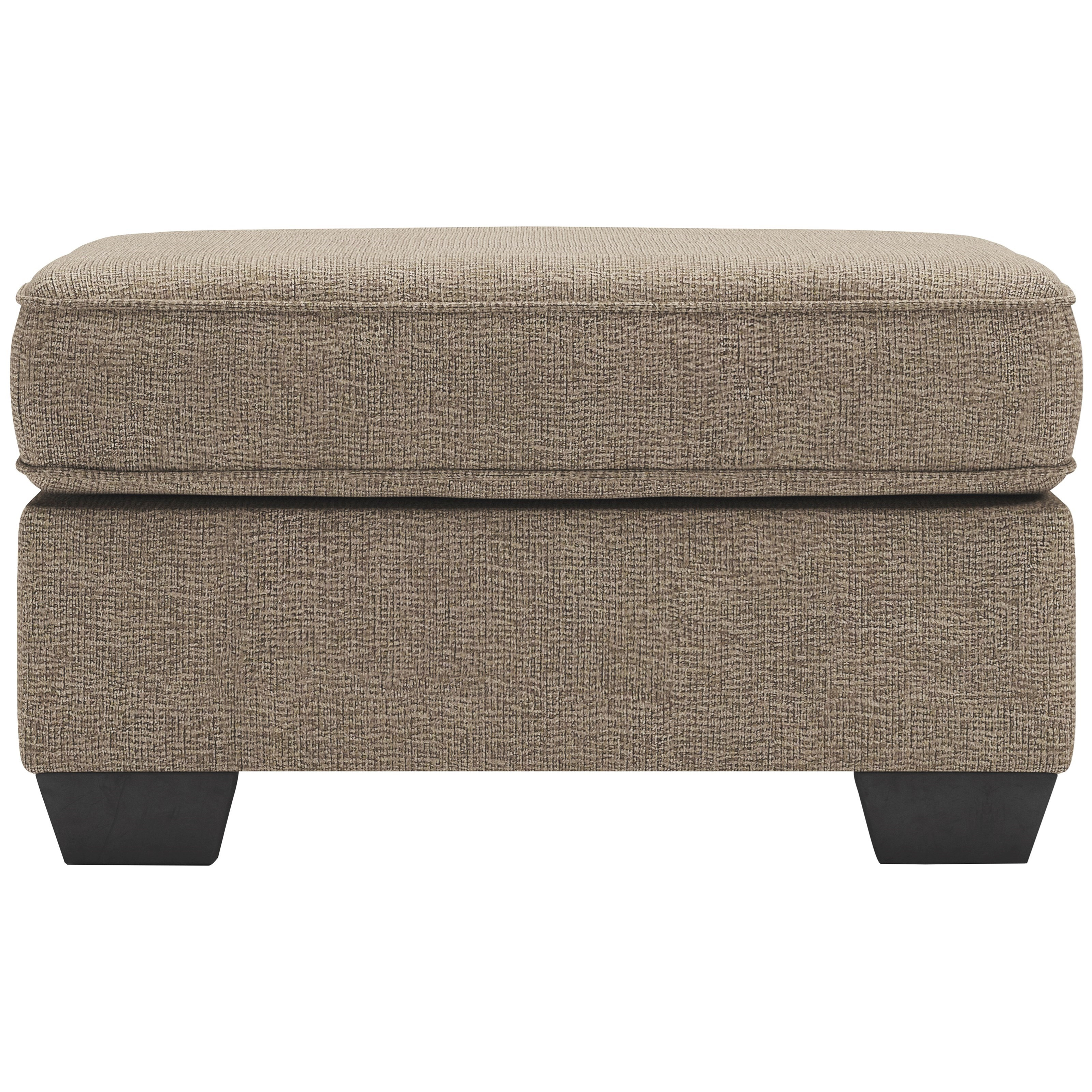 Greaves Ottoman by Ashley (Signature Design) at Johnny Janosik