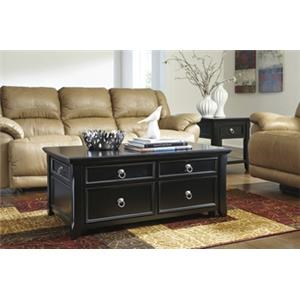 Signature Design by Ashley Greensburg 3pc Occasional Table set