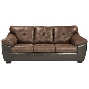 Signature Design by Ashley Gregale Queen Sofa Sleeper