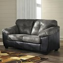 Signature Design by Ashley Gregale Loveseat - Item Number: 9160535