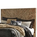 Signature Design by Ashley Grindleburg King/Cal King Panel Headboard - Item Number: B754-58