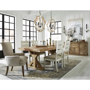 Signature Design by Ashley Grindleburg Formal Dining Room Group