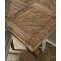 Signature Design by Ashley Grindleburg Rectangular Dining Room Trestle Table