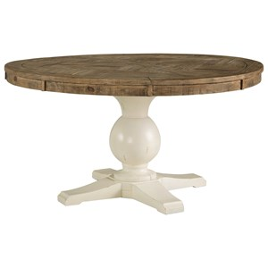 Signature Design by Ashley Grindleburg Round Dining Room Table
