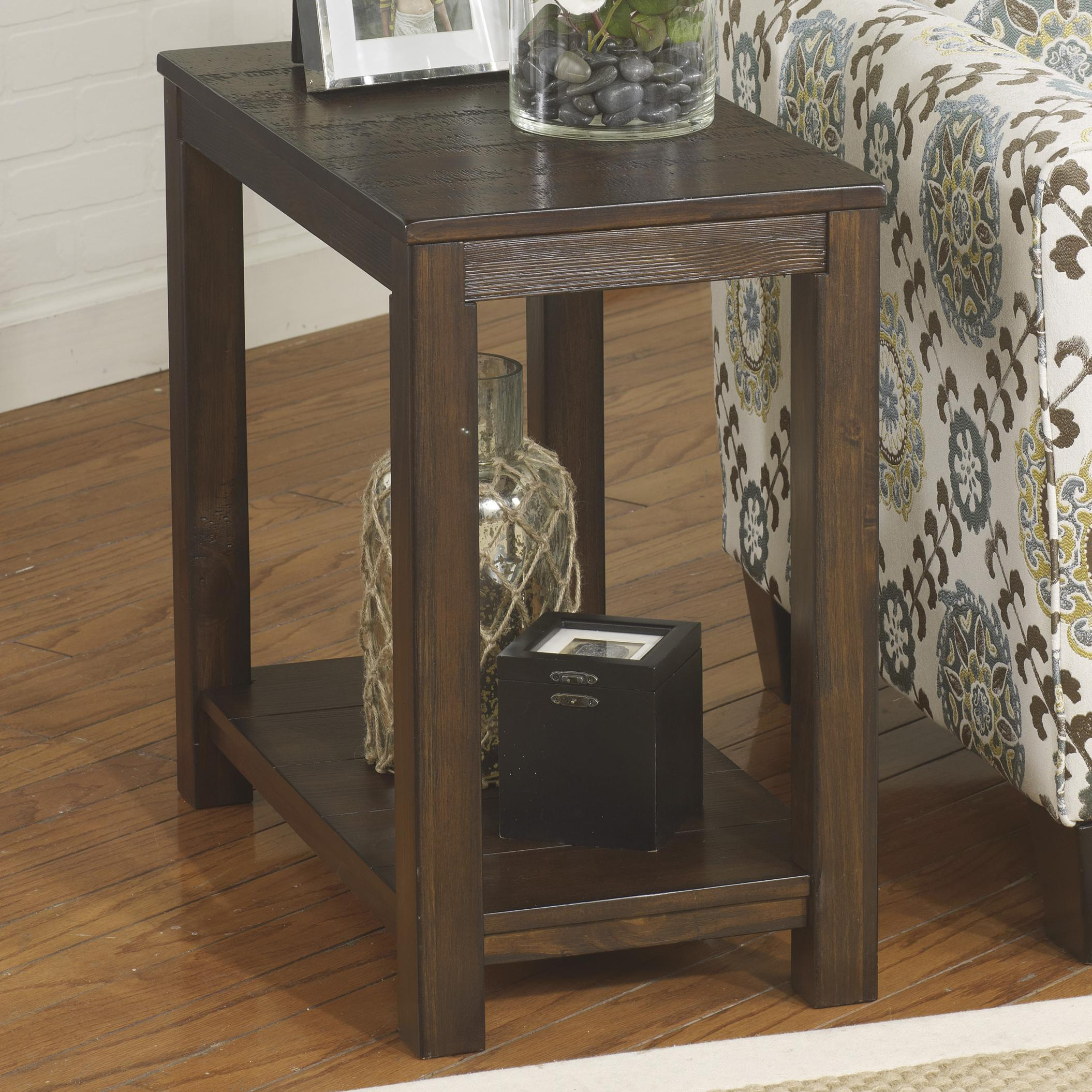 Signature Design by Ashley Grinlyn Chair Side End Table - Item Number: T660-7