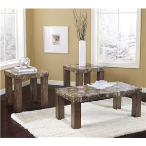 Signature Design by Ashley Grodwell Occasional Table Set