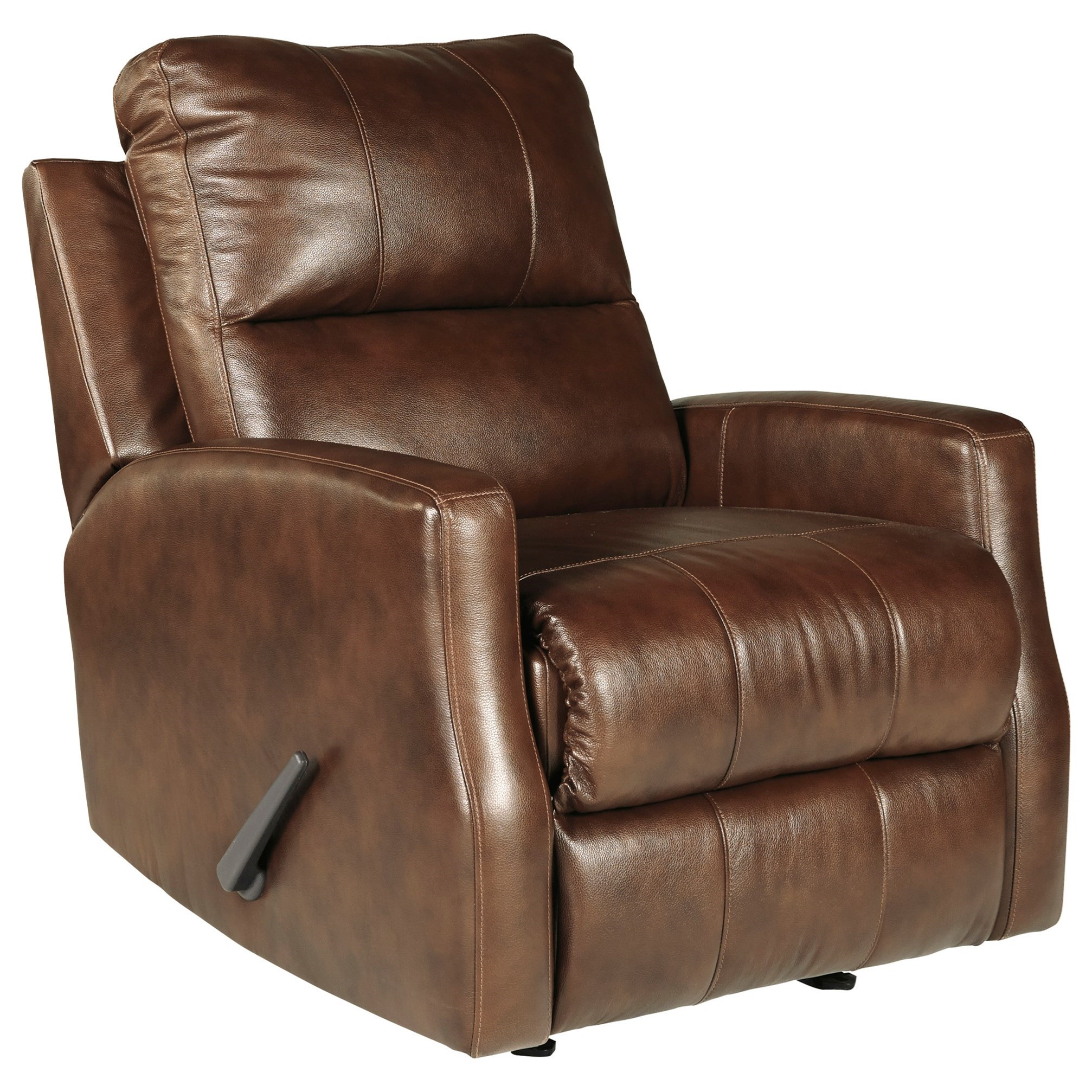 Signature Design by Ashley Gulfbay Rocker Recliner - Item Number: 4470125