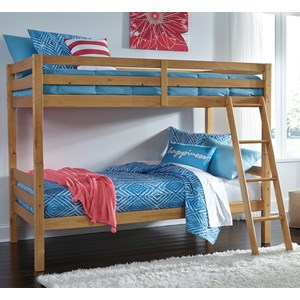 Signature Design by Ashley Hallytown Twin/Twin Bunk Bed