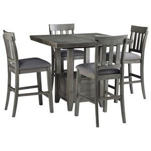 5-Piece Pub Table Set