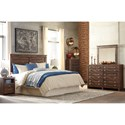 Signature Design by Ashley Hammerstead King Bedroom Group - Item Number: B407 K Bedroom Group 3