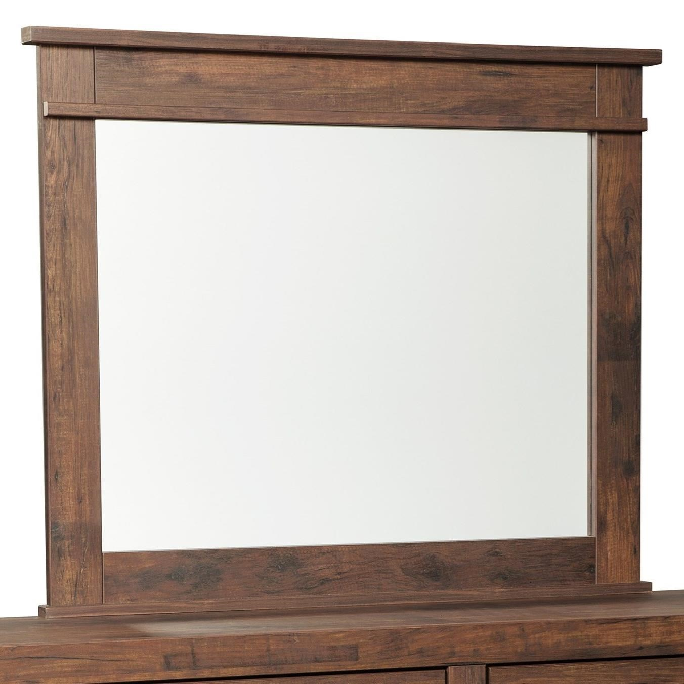 Signature Design by Ashley Hammerstead Rectangular Mirror - Item Number: B407-36