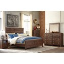 Signature Design by Ashley Hammerstead King Panel Bed