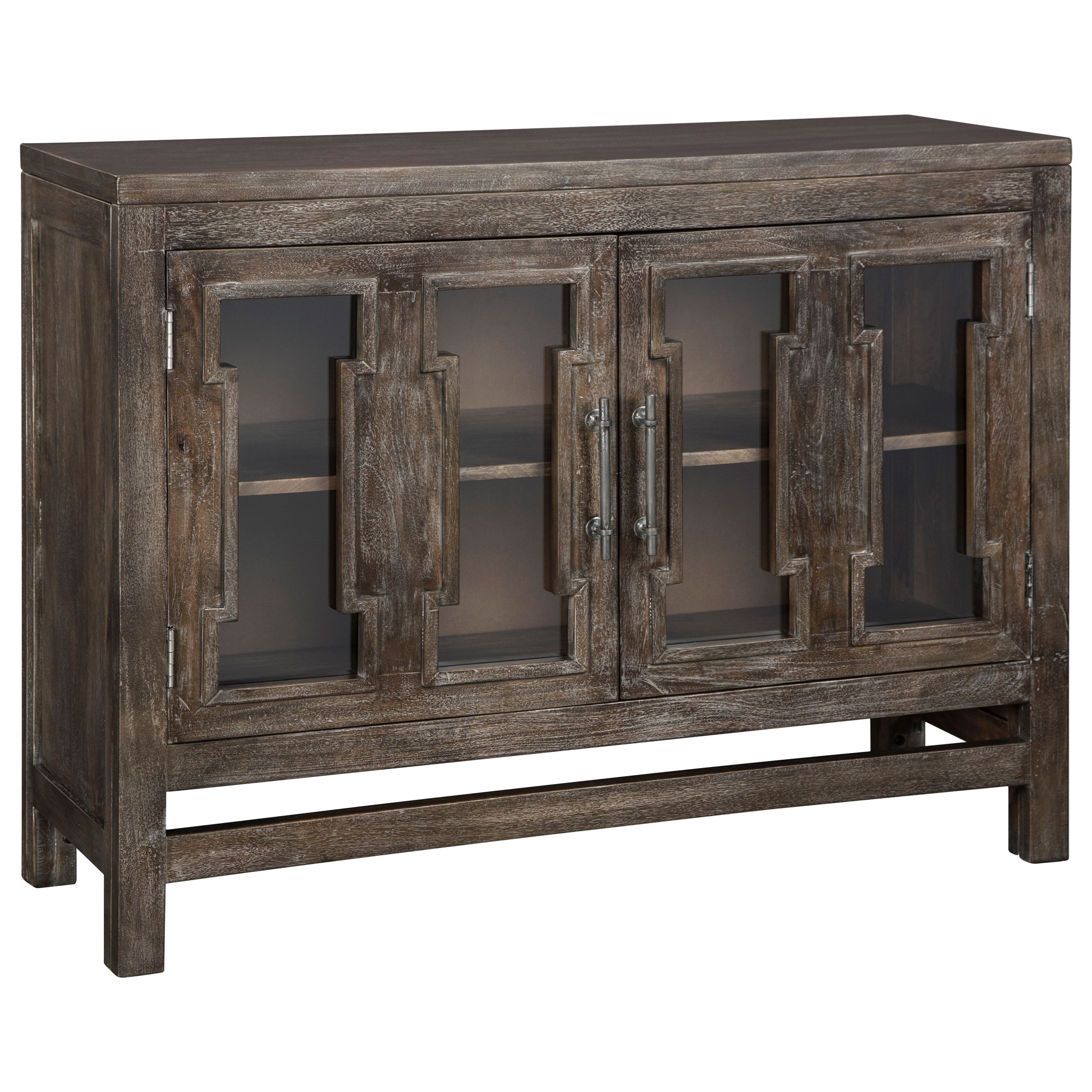 Hanimont Accent Cabinet by Ashley (Signature Design) at Johnny Janosik
