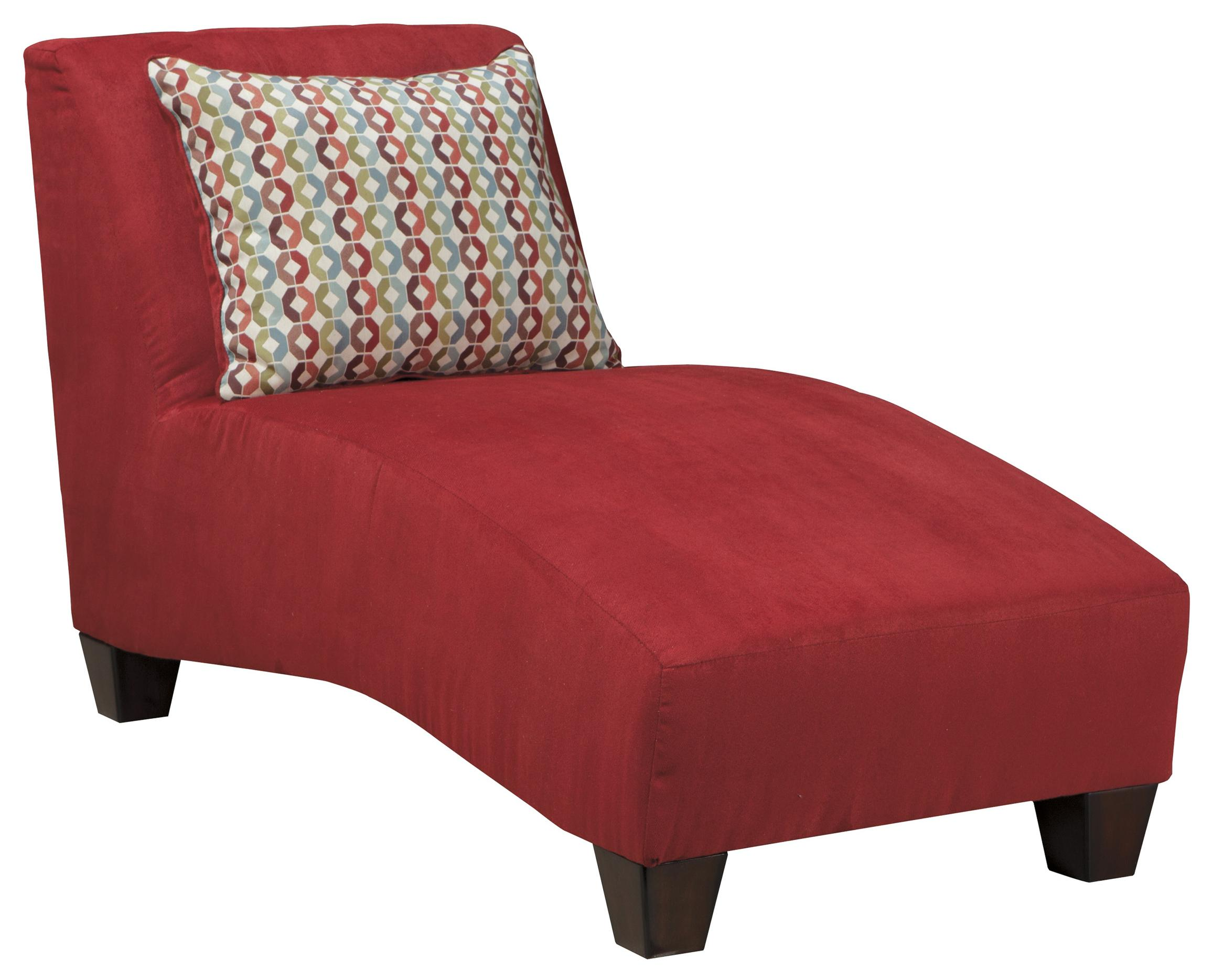 Signature Design by Ashley Hannin - Spice Chaise - Item Number: 9580115