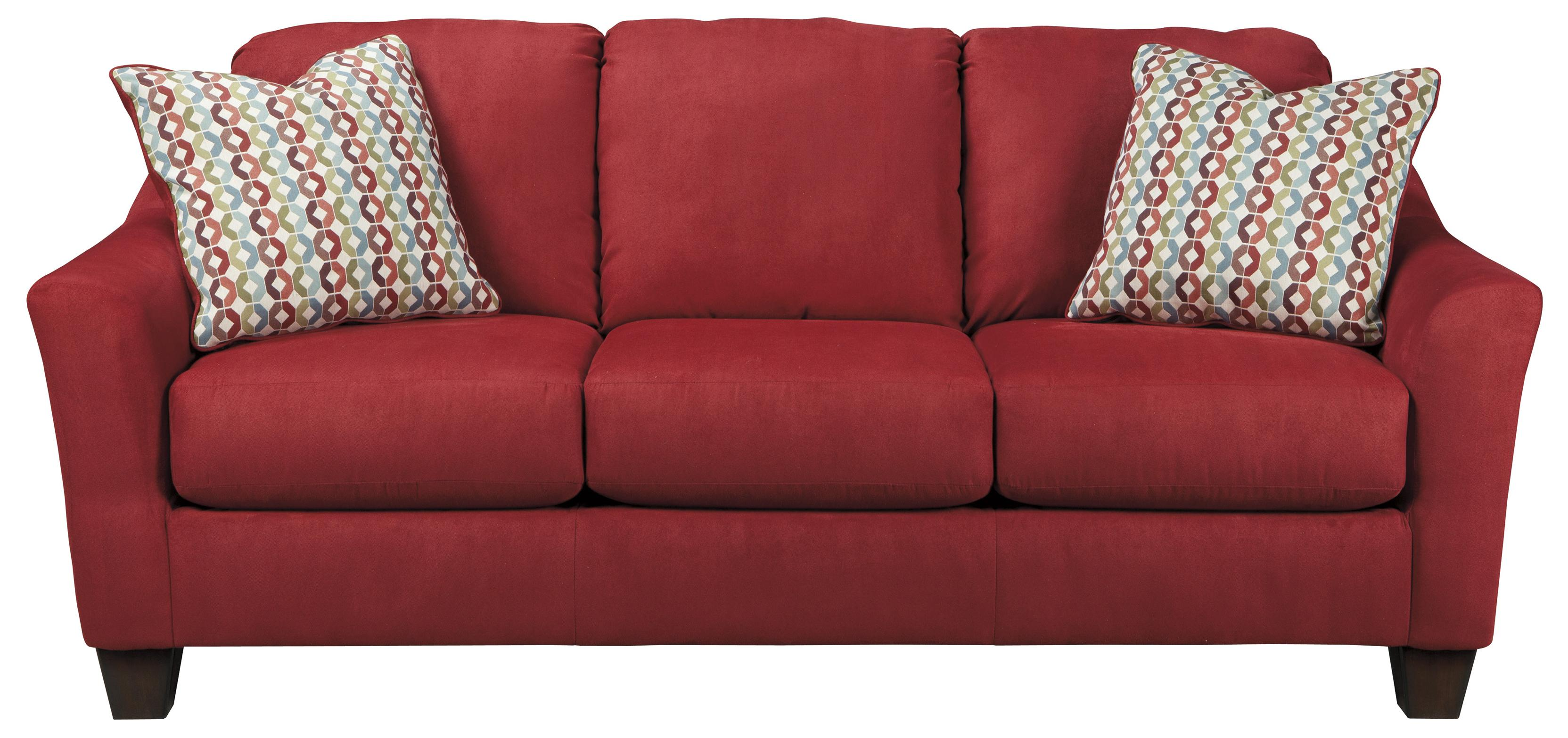 Signature Design by Ashley Hannin - Spice Sofa - Item Number: 9580138