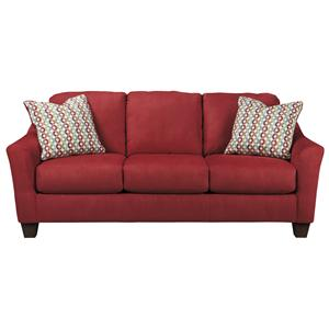 StyleLine Hannin - Spice Queen Sofa Sleeper