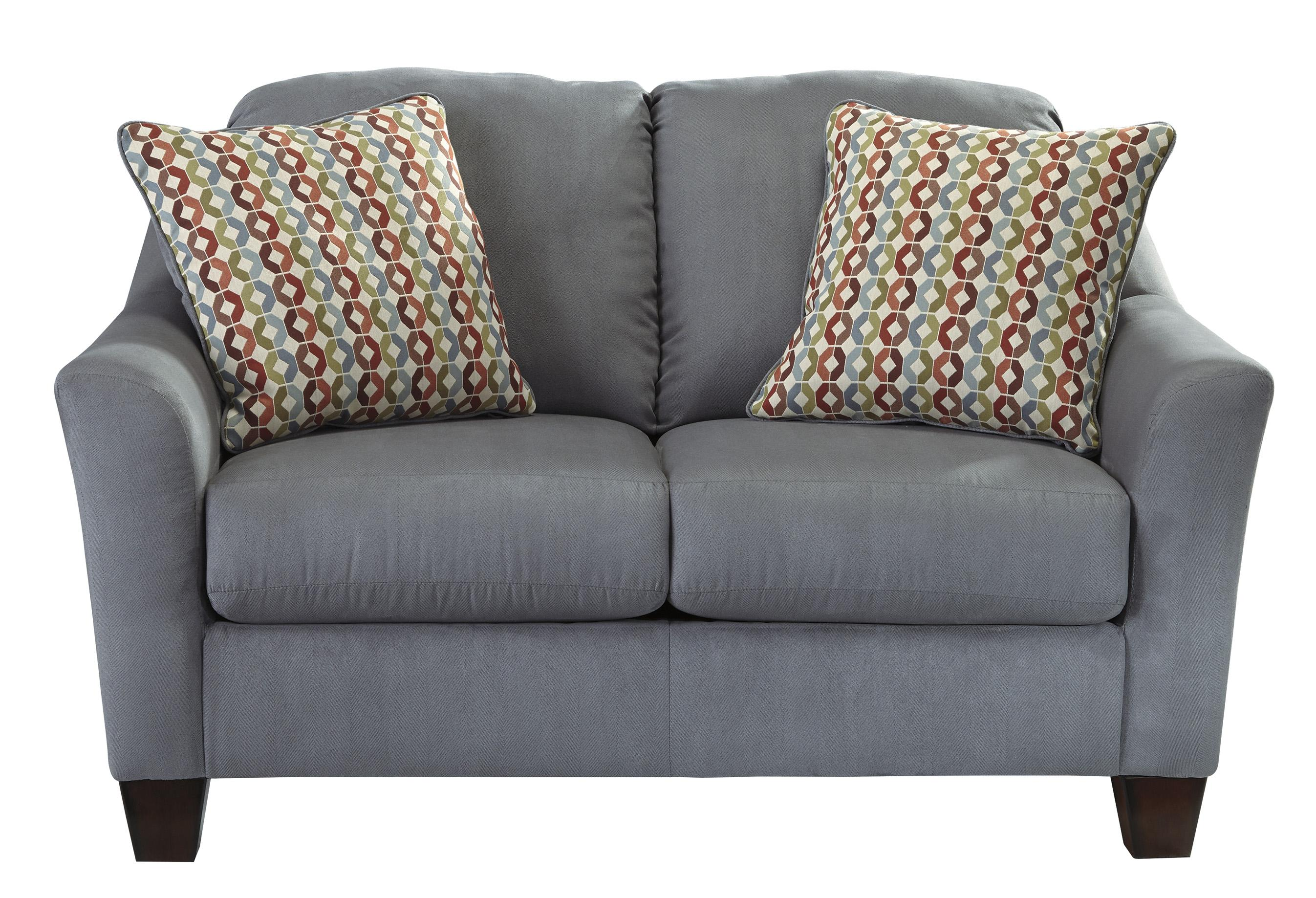 Signature Design by Ashley Hannin - Lagoon Loveseat - Item Number: 9580235