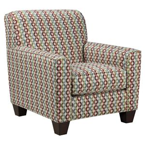 Signature Design by Ashley Hannin Accents - Multi Accent Chair