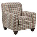 Signature Design by Ashley Hannin Accents - Multi Accent Chair - Item Number: 958XX21