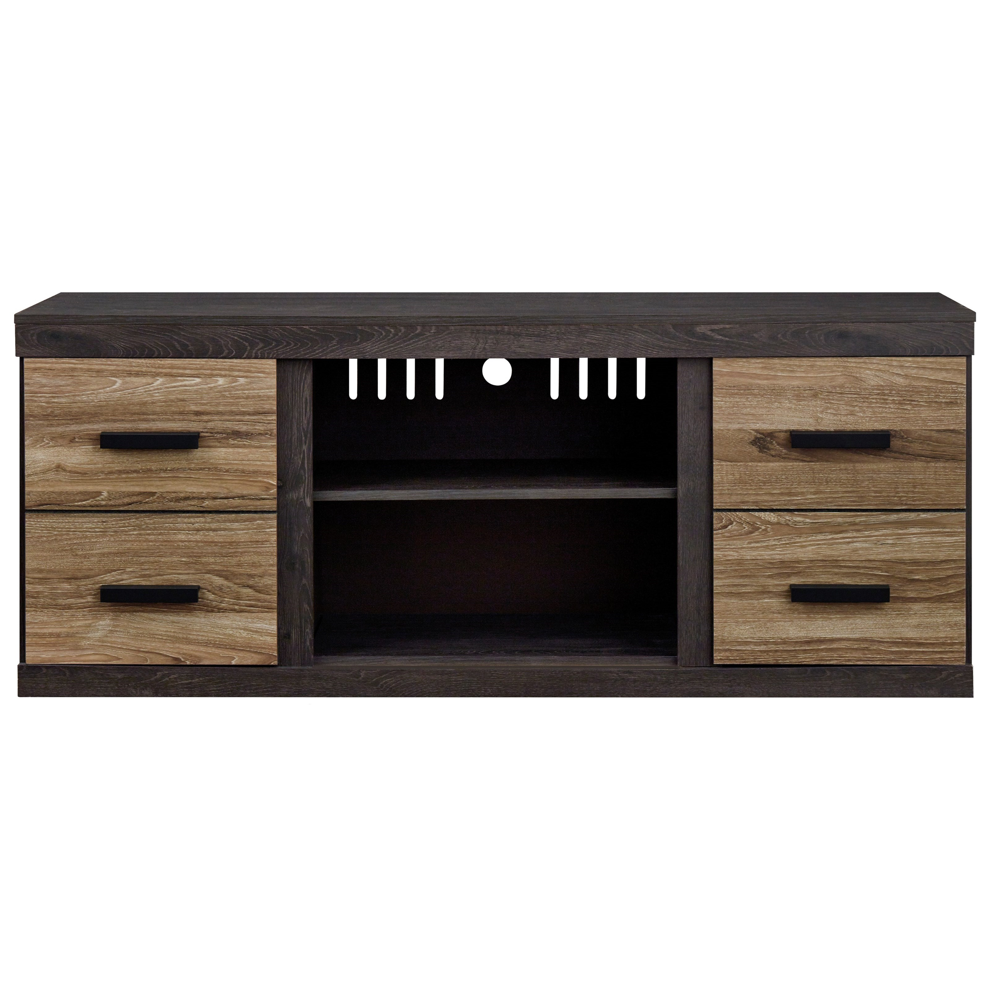 Harlinton Large TV Stand by Signature Design by Ashley at Northeast Factory Direct
